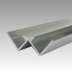 Aluminium Internal Corner Finishing Trims x 2.4m