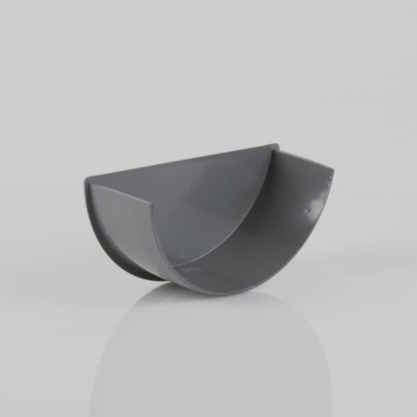 Internal Stopend Roundstyle Grey