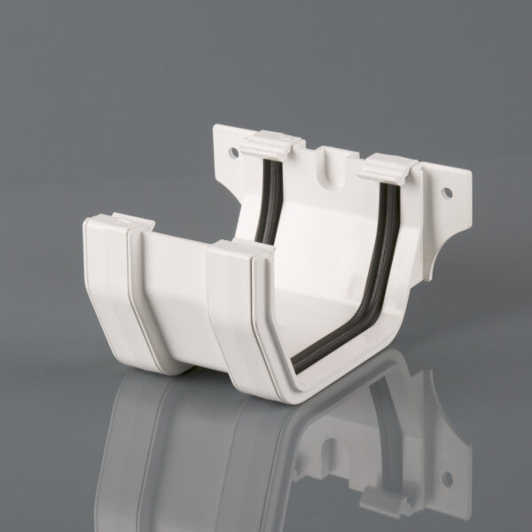 Joint Bracket Squarestyle Arctic White