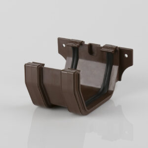 Joint Bracket Squarestyle Brown