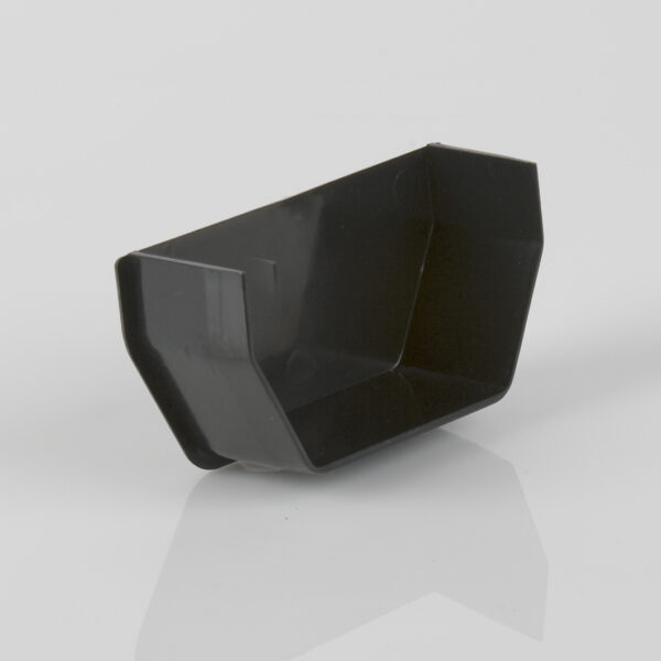Internal Stopend Squarestyle Black