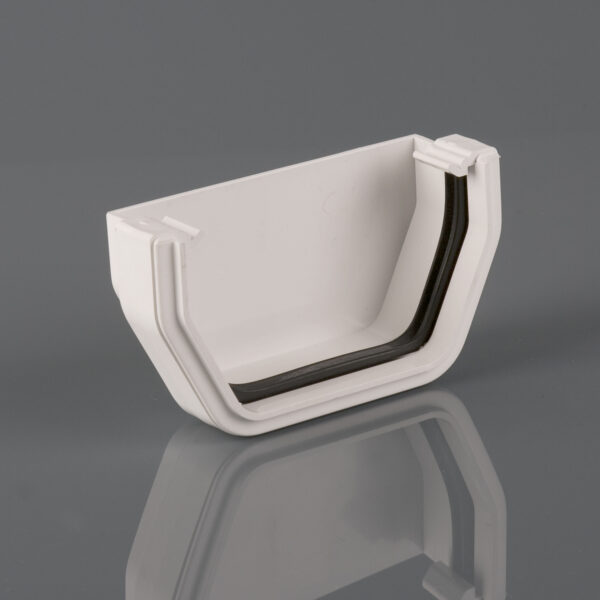 xternal Stopend Squarestyle Arctic White