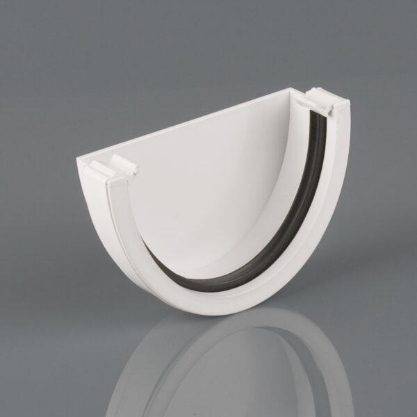External Stopend Deepstyle Arctic White
