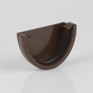 External Stopend Deepstyle Brown