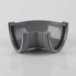 120° Gutter Angle Deepstyle Grey