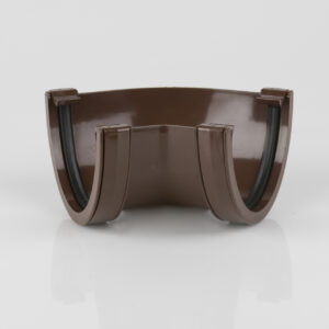 135° Gutter Angle Deepstyle Brown