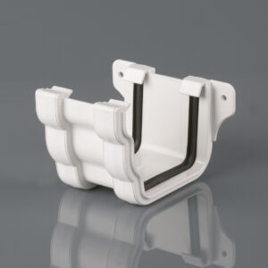 Joint Bracket Prostyle Ogee Arctic White