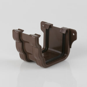 Joint Bracket Prostyle Ogee Brown