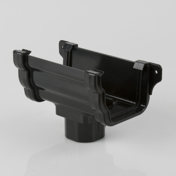 Running Outlet Prostyle Ogee Black