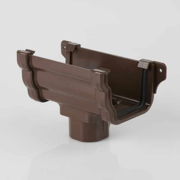 Running Outlet Prostyle Ogee Brown