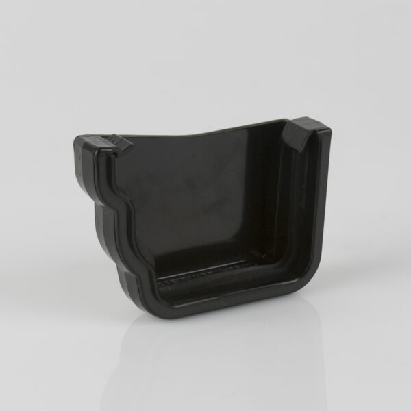 Left Hand External Stopend Prostyle Ogee Black