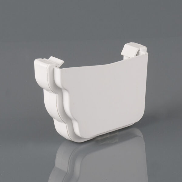 Right Hand External Stopend Prostyle Ogee Arctic White