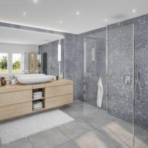 Cascade Shower Panels