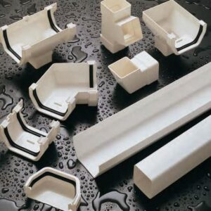 Squarestyle 114mm Square Gutter