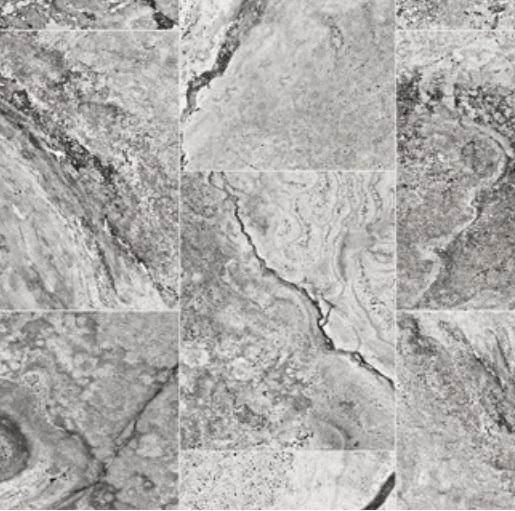 Trezzano Black (Gloss) Shower Panel