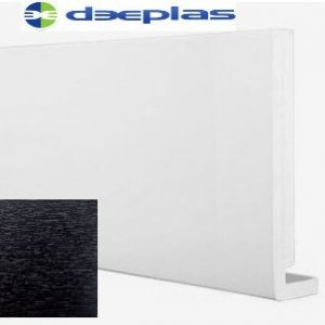 Deeplas Square Fascia Black Ash Swatch