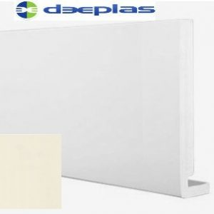 Deeplas Square Fascia Cream Swatch