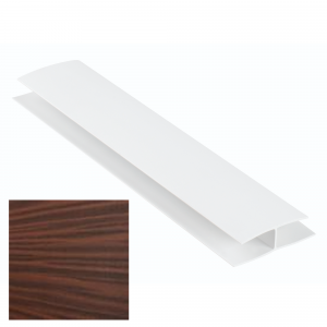 Soffit Joining Section x 1m, 2m, 5m Mahogany