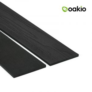 Oakio Dark Grey Composite Fascia