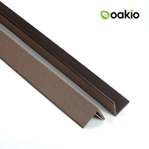 Oakio Dark Brown Finishing Trims