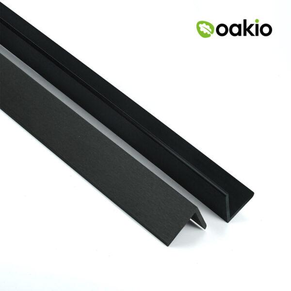 Oakio Dark Grey Finishing Trims