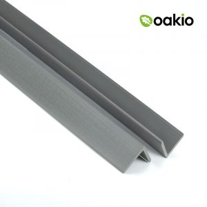 Oakio Smoke White Finishing Trims