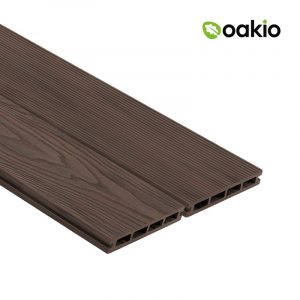 Oakio Mahogany Composite Decking