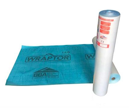 1.5m x 50m Vapour Permeable Underlay 140g