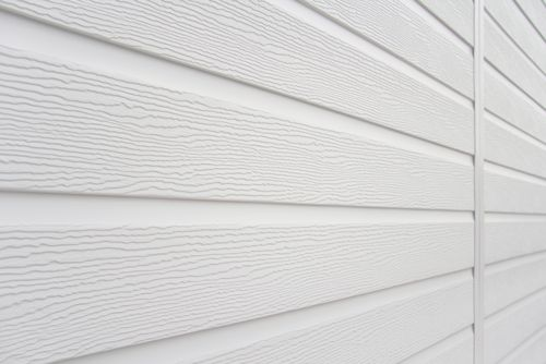 167mm Feather Edge Plank x 6m White