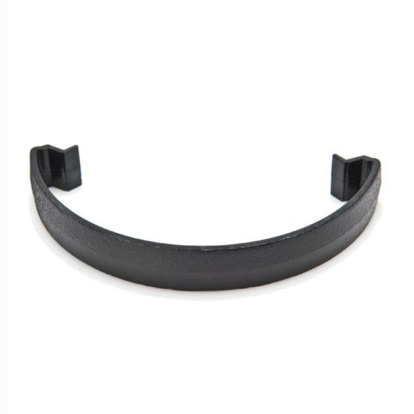 Spare Gutter Clip Roundstyle Cast Iron Effect Black