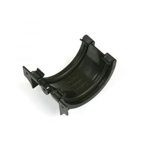 Roundstyle Cast Iron Effect Joint Bracket Black