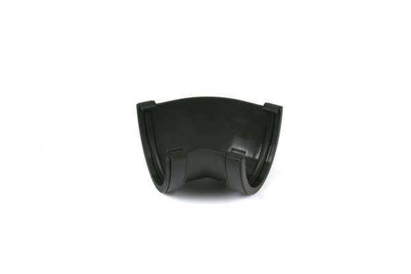 135° Gutter Angle Deepstyle Cast Iron Effect Black