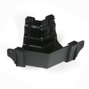 135° Internal Gutter Angle Prostyle Cast Iron Effect Black