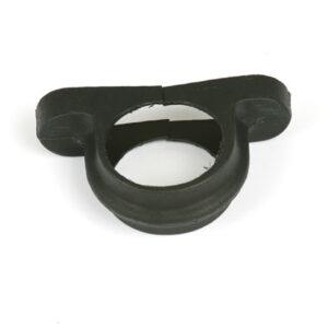 Downpipe Clip Cast Iron Effect Black