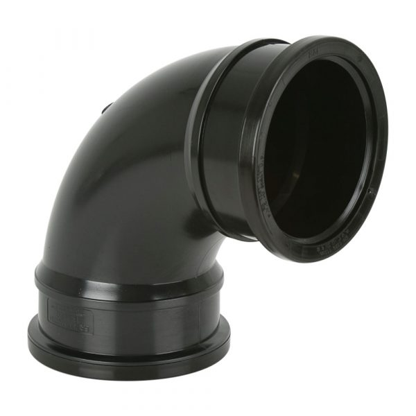 92.5° Industrial Double Socket Bend