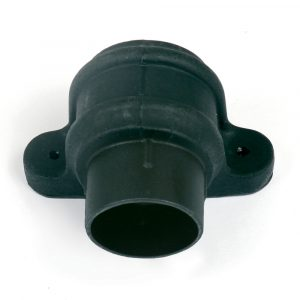 Pipe Coupler With Lugs Industrial Cast Iron Effect Black