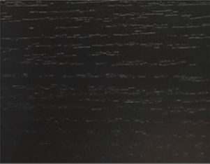 Anthracite Black Laminated Window Board Swatch