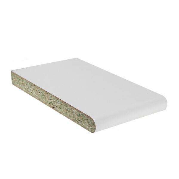 3m & 5m White Laminated Window Board