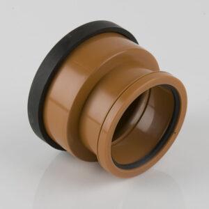 110mm PVCu to Super Clay Adaptor