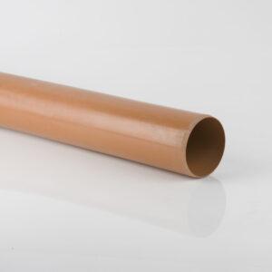 3m x 110mm Plain End Pipe