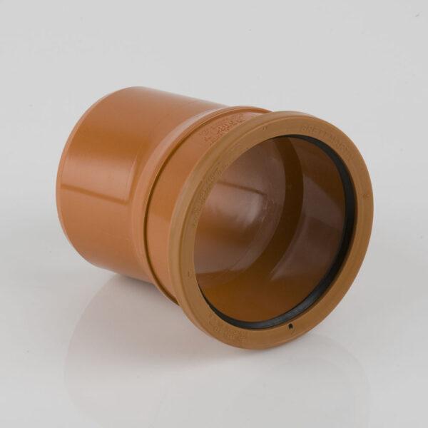 110mm x 11.25° Single Socket Bend