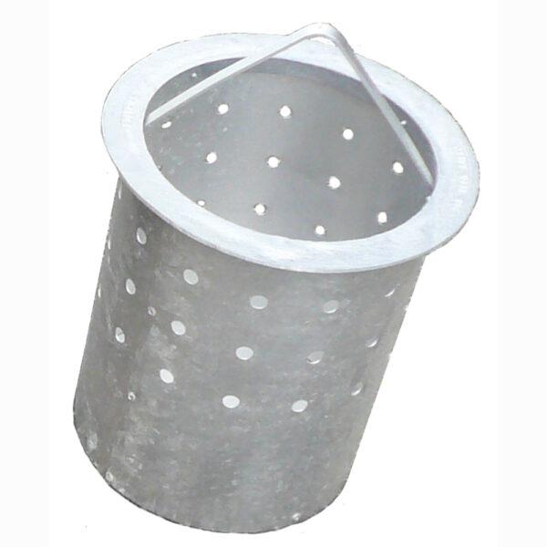Aluminium Silt Bucket