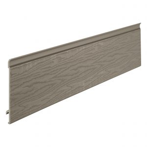 CL200TP Coastline Feather Edge Plank 203mm x 5m Taupe