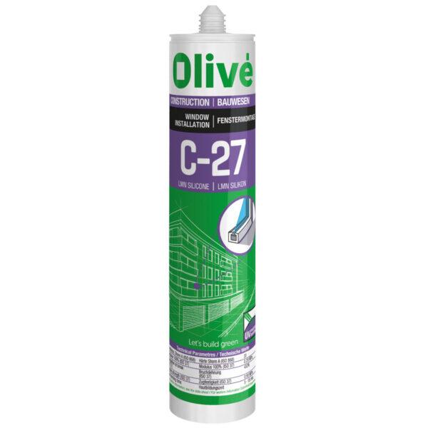 C-27 Olive Silicone