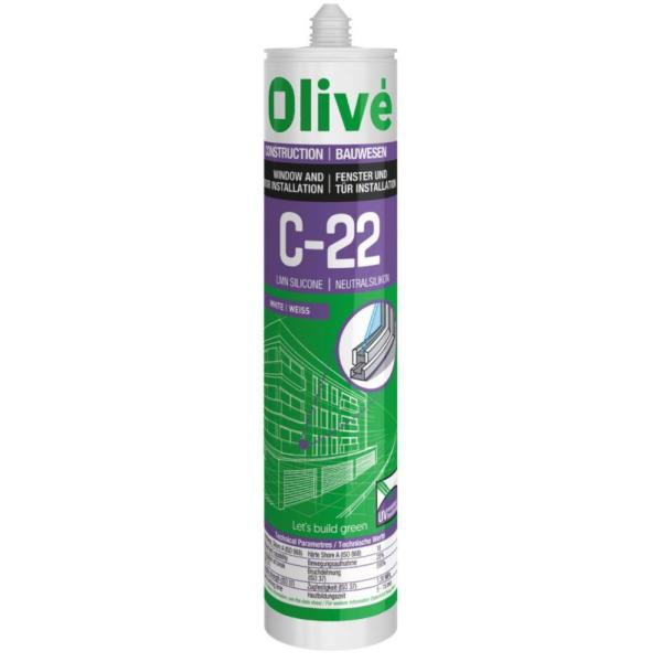 C-22 Olivé Premium Silicone 300ml