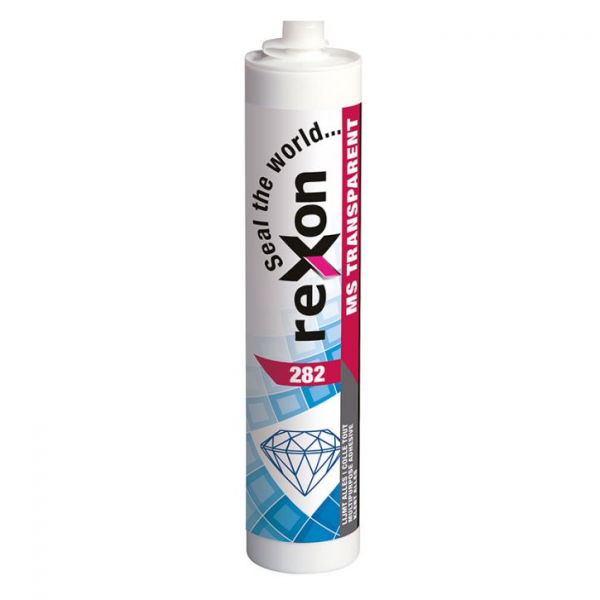 reXon 282 MS Polymer Crystal Clear Adhesive