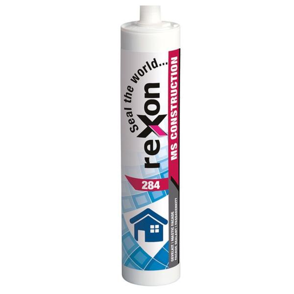 reXon 284 MS Polymer White Adhesive