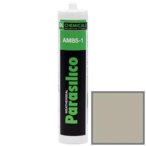 Pebble Grey Parasilico Premium Neutral Silicone 310ml